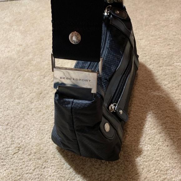bebe Handbags - BeBe black purse like brand new